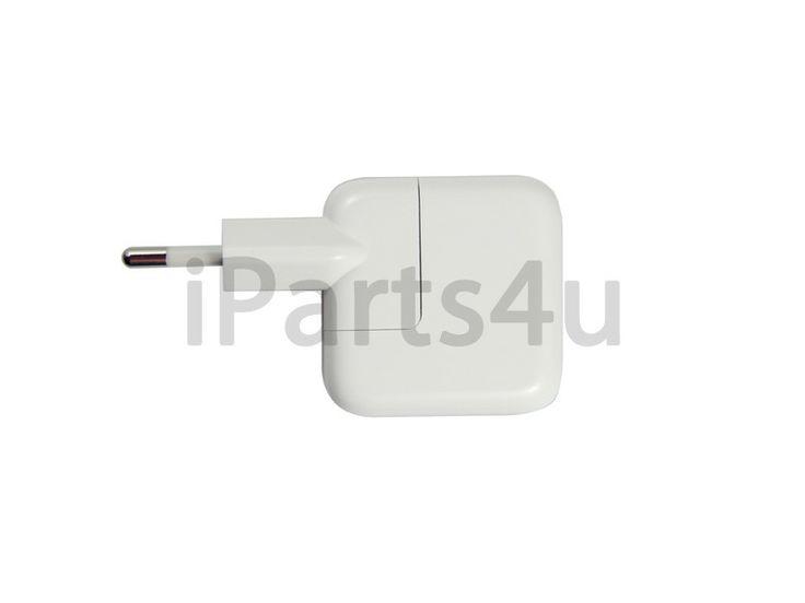 USB Power Adapter 12W iPad Lader