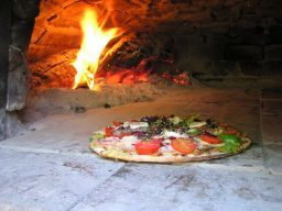 All Ironman triathletes feel like a pizza now and then!
