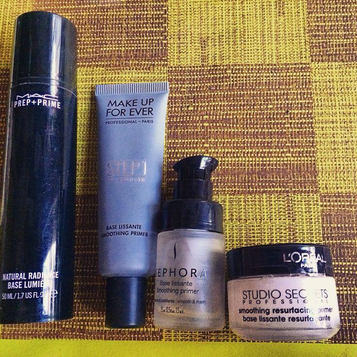 Primers #makeup #beauty&colors