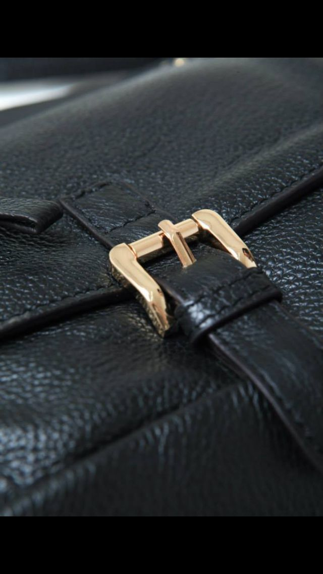 Aster leather detailing. Beautifully made.