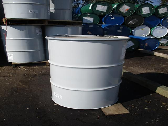 Metal Locking Lid Barrels Fg 8 Pack Repurposedmaterials Barrel Metal Barrel 55 Gallon Drum