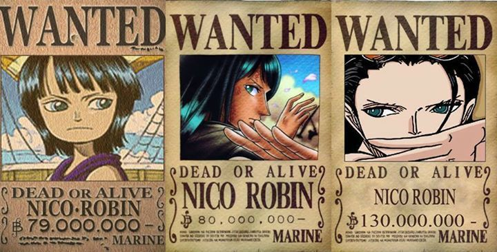 Robin's bounty then and now