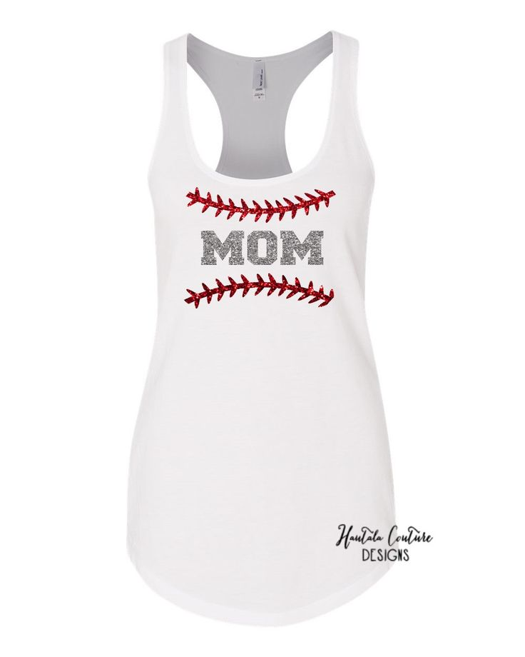 Baseball Mom Tank Top