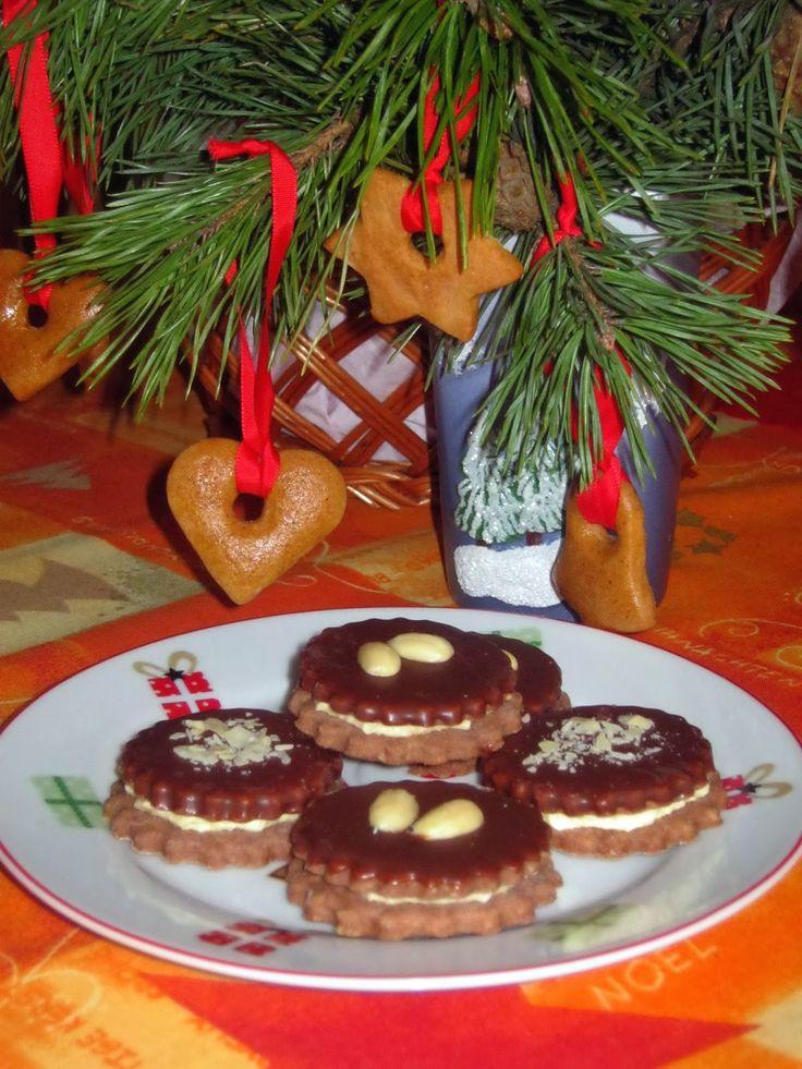 moje záľuby...: Mandľové tortičky