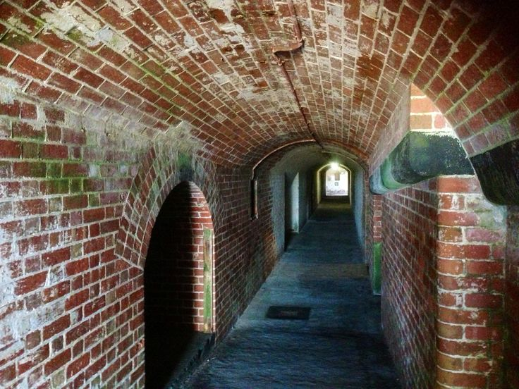 Tunnels #pointnepean #photography #tunnels