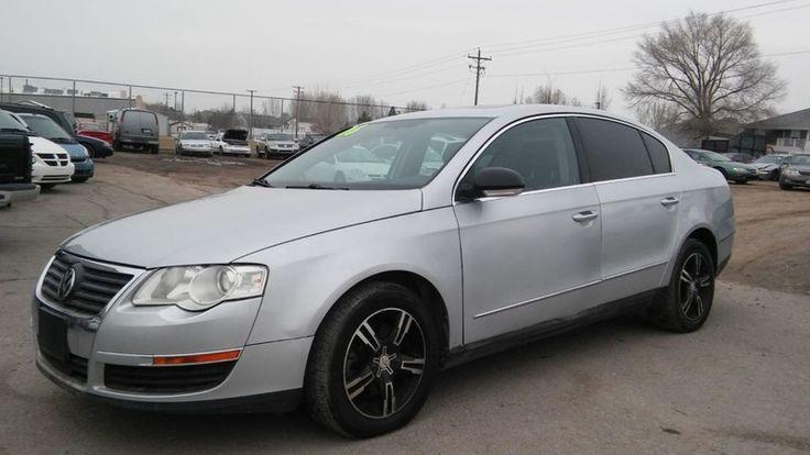 2006 Volkswagen Passat $3,495   ksl.com
