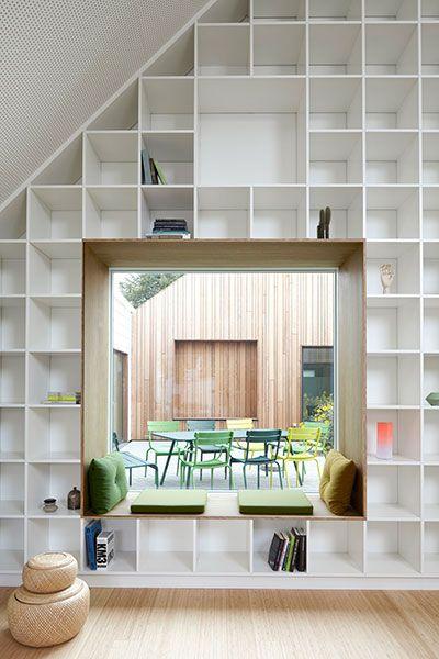 Trä som läker av Effekt, foto av Thomas Ibsen – http://www.tidningentra.se/reportage/lakande-arkitektur #arkitektur i #trä