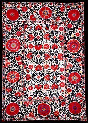 I Suzani ~ Il mercante di tappeti