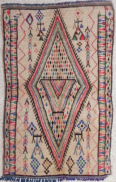 Berber teppich 230/140 - Michel Antoine Teppiche & Kelims - Antik & Modern