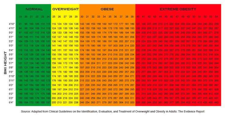 A Bmi Chart Or Body Mass Index Chart Can Be A Useful Tool