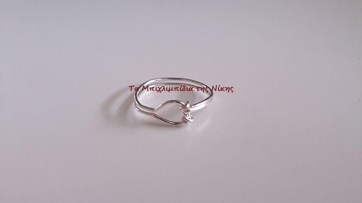 Δαχτυλίδι από σύρμα..!