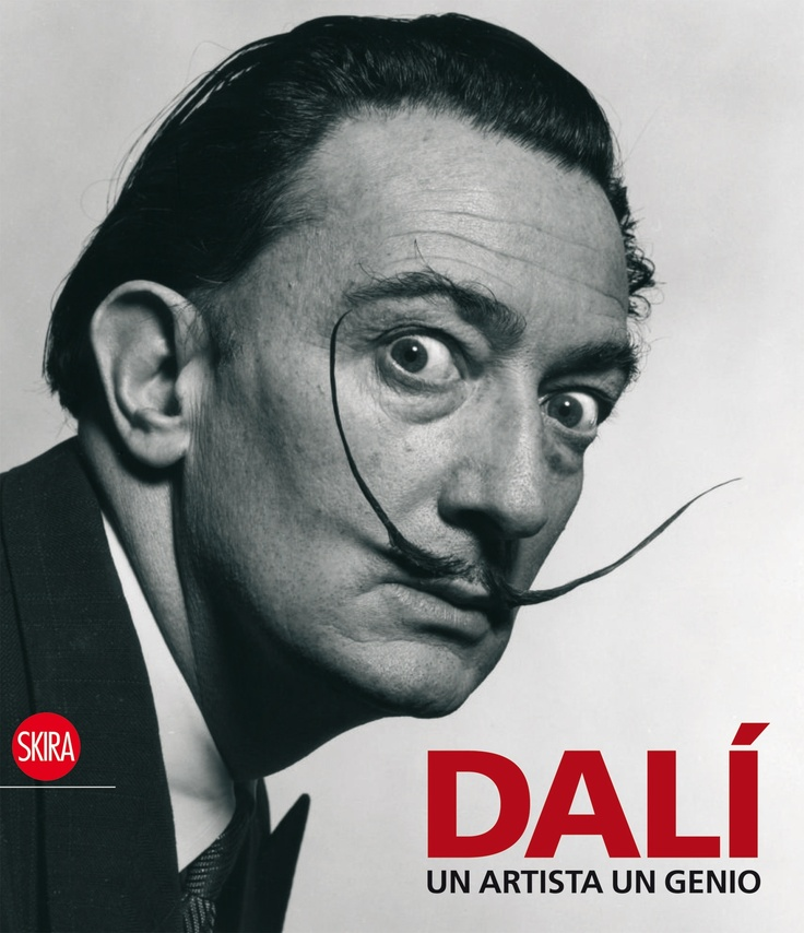 Salvador Dalì: un artista, un genio