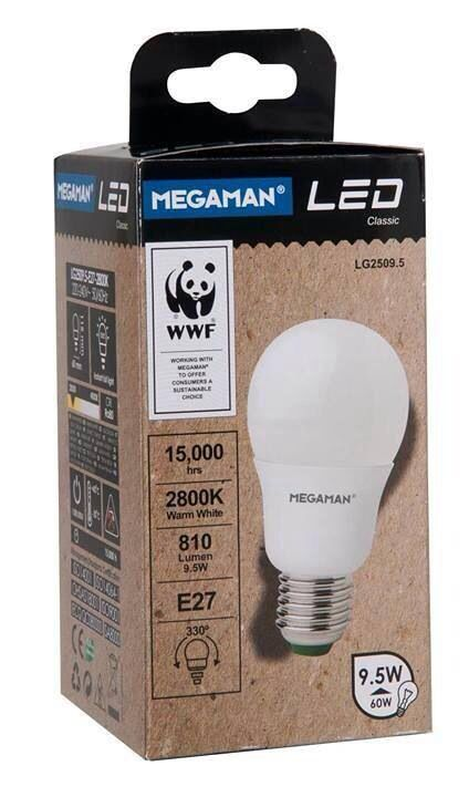 29 best energy saving light bulbs images on pinterest bulb megaman led lamp fandeluxe Images