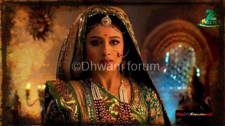 Jodha's helpless Anger #JodhaAkbar #Jodha #Paridhi #Rajat #Akdha #Jalal #ZeeTV
