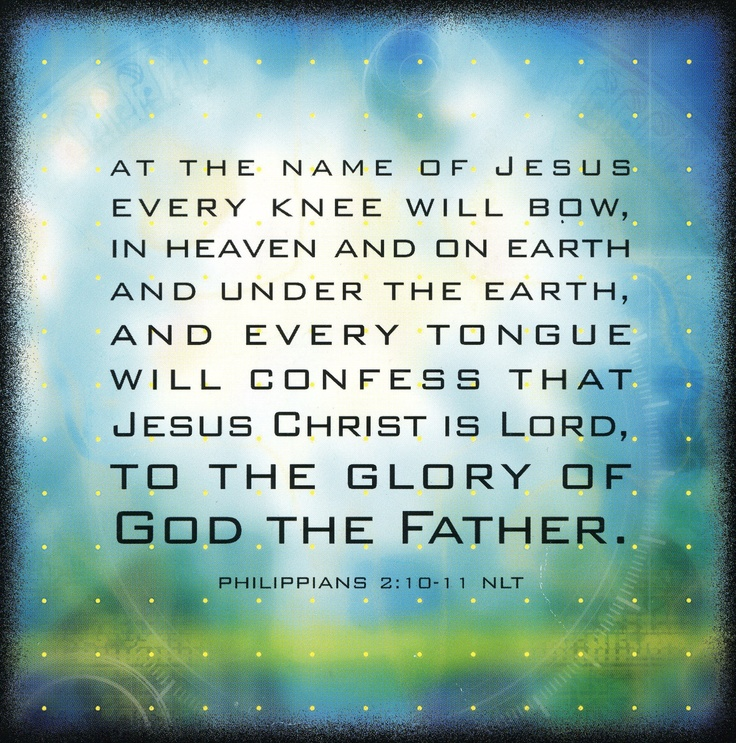 Jesus Is Lord Quotes And Images: Every Tongue Will Confess That Jesus