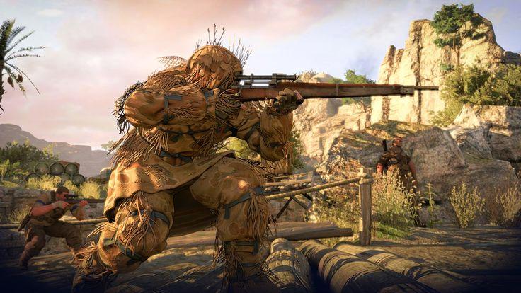 A,B,C...Games: Sniper Elite III recibe hoy contenido GRATUITO