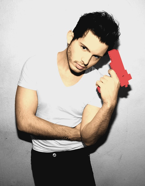 Simon Curtis- One of my favorite singers.