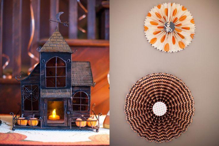 Feestdagen | Rustieke Halloween decoratie - #woonblog www.stijlvolstyling.com