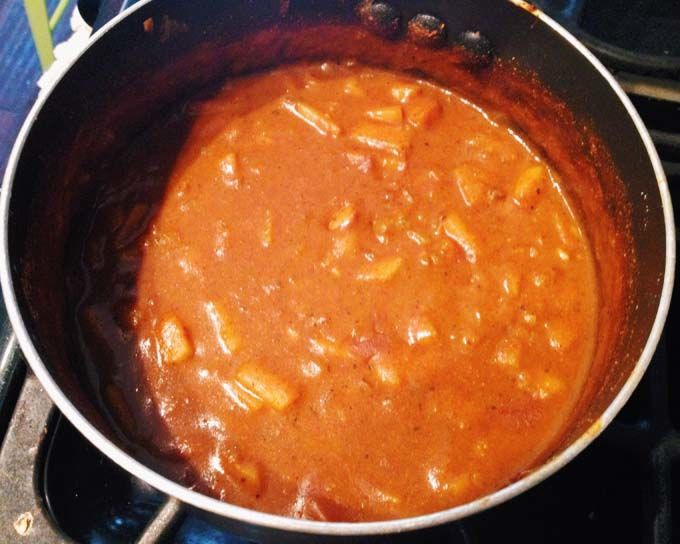 Irish Curry Sauce Glitter Spice Sauce Curry Curry