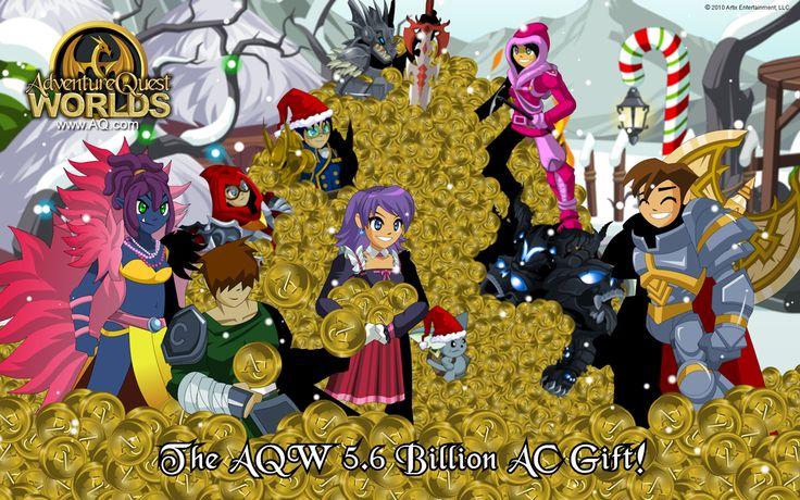 Artix Entertainment Wallpapers! -- AQWorlds