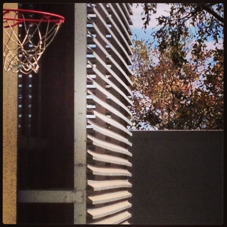 Shoot some hoops. Because exercise is cool.