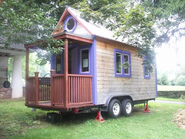 The Rambler Mobile Tiny House | Tiny Houses For Real-Sized People