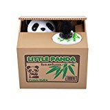 HuntGold Cute Panda Stealing Coins Cents Penny Buck Saving Money Box Pot Case Piggy Bank(pack of one) by HuaYang  (162)Buy new:   £5.84 19 used & new from £2.17(Visit the Bestsellers in Home & Garden list for authoritative information on this product's current rank.) Amazon.co.uk: Bestsellers in Home & Garden...