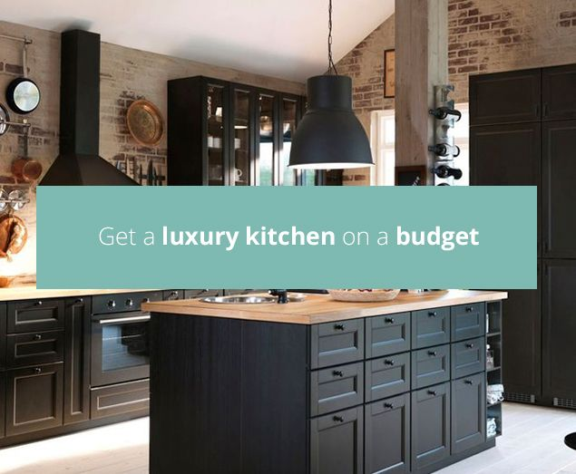 The festive celebrations can make saving and budgeting seem near impossible, but if you're dreaming of a new kitchen for the New Year, don't despair! It is possible to get a luxury feel to your kitchen without breaking the bank. Check out our top tips and you'll be on your way to bagging your perfect kitchen before you know it.