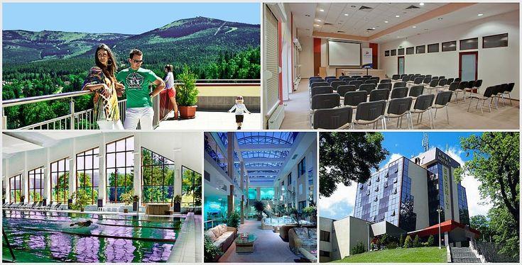 Interferie Sport Hotel Bornit  http://www.konferencje.pl/artykuly/art,780,konferencje-w-gorach-zobacz-10-swietnych-hoteli.html konferencje w górach sale konferencyjne Szklarska Poręba