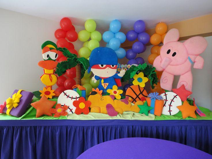 Decoracion de fiestas infantiles decoracion mickey y for Decoracion eventos infantiles