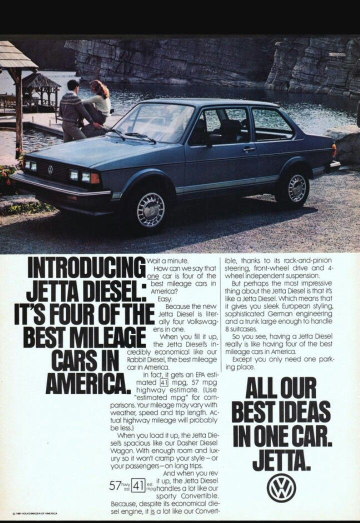 1982 VW Jetta Diesel