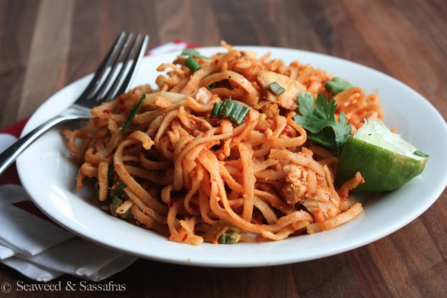 Better than Takeout: Pad Thai