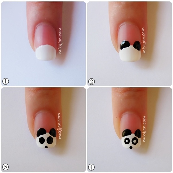 Top 25 Ideas About Nail Art Picture Tutorials On Pinterest