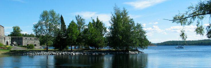 Wundervolle Seenlandschaft um Savonlinna