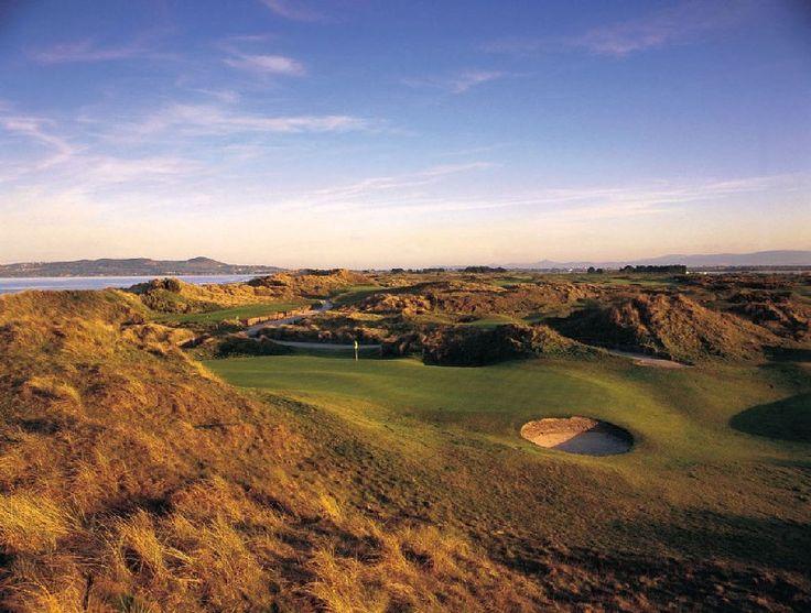 Club de Golf de Portmarnock, Links Golf, Irlande Dublin Tourism
