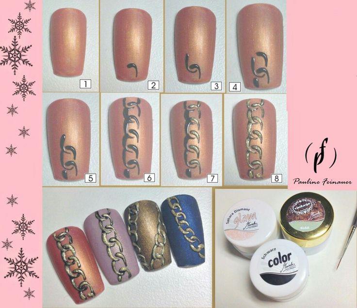 1130 best ntina images on Pinterest | Nail art designs, Nail ideas ...