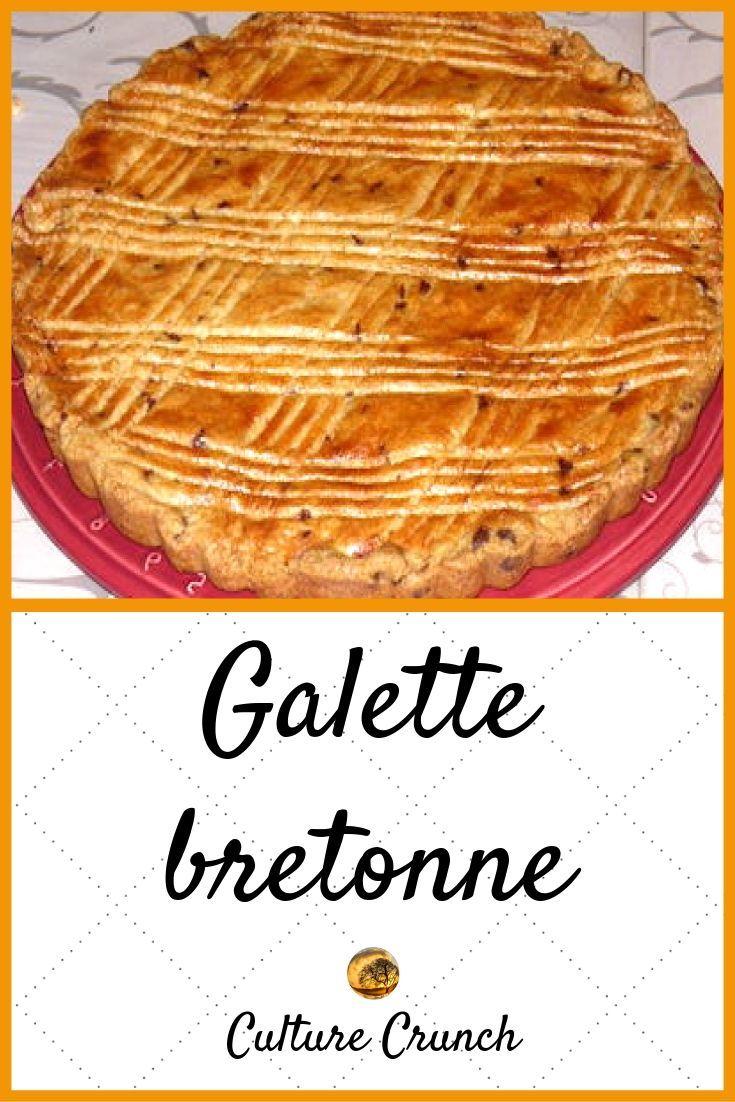 Gateau Breton La Recette Facile Recette Facile Recette Recette Dessert