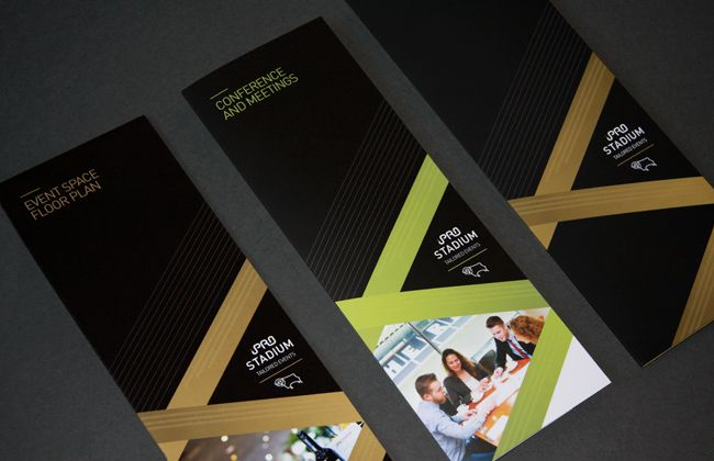 Brochure Design for iPro Events