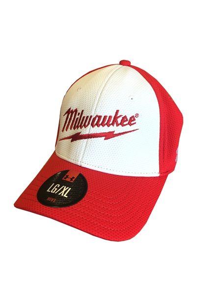 Milwaukee MWT138-RED-L-XL Under Armour Hat L XL in 2018  d3e558f1b002