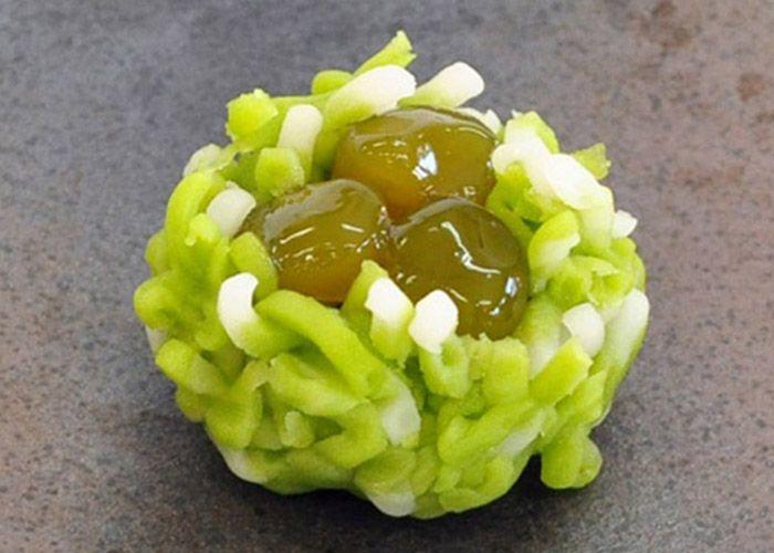 Japanese Sweets, 新緑(しんりょく)