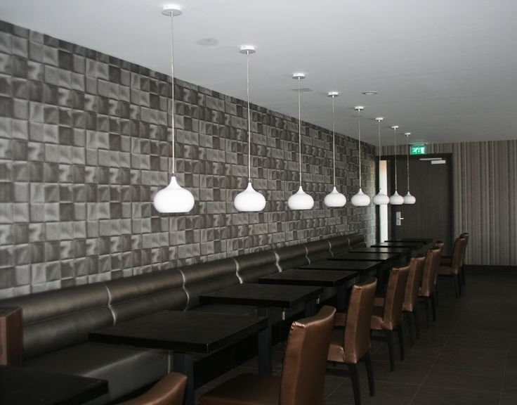 Golden Tulip Hotel Amsterdam with wallpaper Caravaggio - BN Wallcoverings