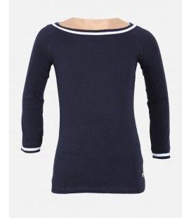 Crush Denim Black&White Active 9 T-Shirt LS