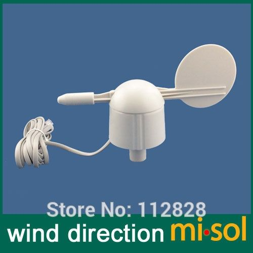 Spare part for weather station to test the wind direction