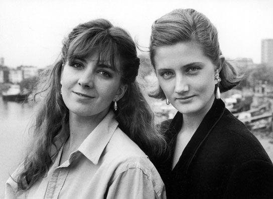 Vanessa Redgrave's daughters: Natasha and Joely