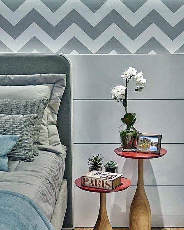 Veja mais 12 detalhes caprichados de #quartos tão lindos quanto este no #SimplesDecoracao . Link no perfil