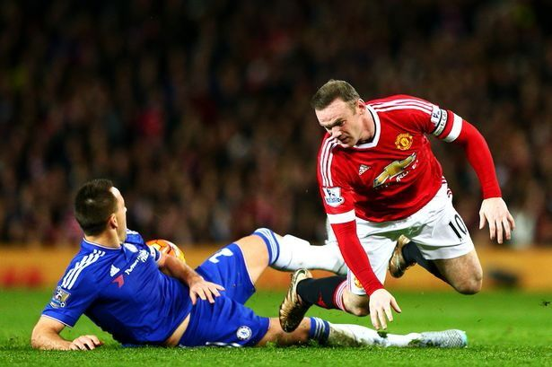 Manchester United 0-0 Chelsea #Barclays #Premier #league #scores #result #match #day #goal #soccer #football
