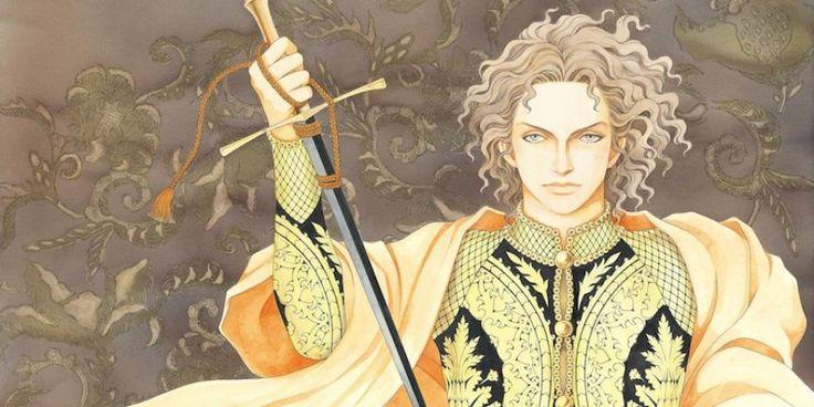 [INTERVIEW] - Et Cesare lui-même, comment être sûr de retrouver l'original ? Dans les séries télévisées, il est manipulateur et sensuel. Dans le manga, il est séduisant et généreux. Fuyumi Soryo le déplore.