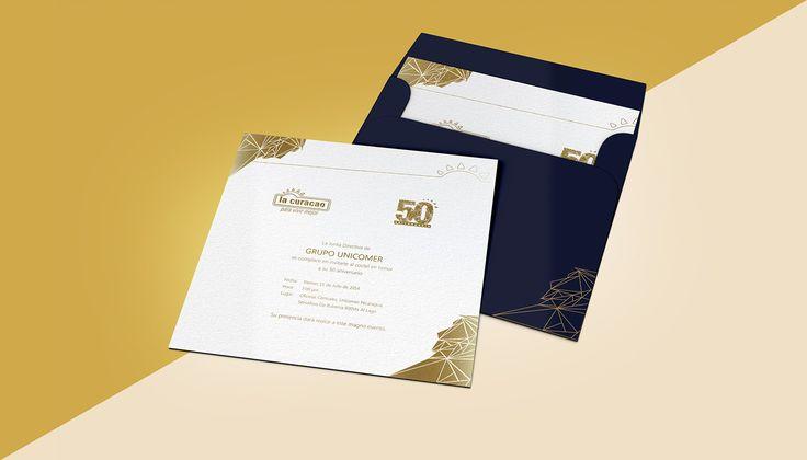 50 Aniversario | La Curacao on Behance