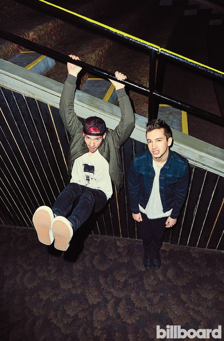 Twenty One Pilots: The Billboard Cover Shoot | Billboard