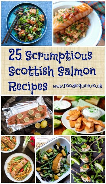www.foodiequine.co.uk Celebrate the Auld Alliance of 25 years of Label Rouge with 25 Scottish Salmon Recipes from top UK food bloggers using Fresh, Smoked and Hot Smoked Salmon.